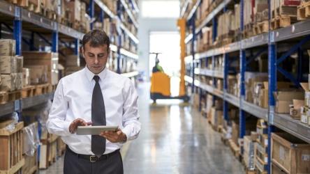 Lageroptimering med vårt lagerstyrning system Lop`n - konsulter inom lageroptimering.