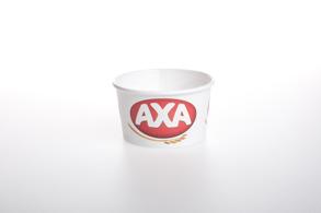 Profilmuggen erbjuder tryck på bägare för både glass, soppa och desserter i olika storlekar och utföranden. Snabba leveranser och fri frakt på din beställning
