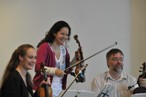 Ylva Larsson/Dana Holland Nell/Jakob Ruthberg