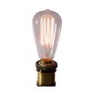 Lampa Typ 1,   Vintage Edison St64