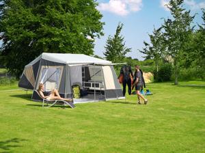 Hyra och köpa Camp-let 2GO tältvagn Halland