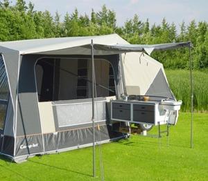 Nyra och köpa tältvagn Camp-