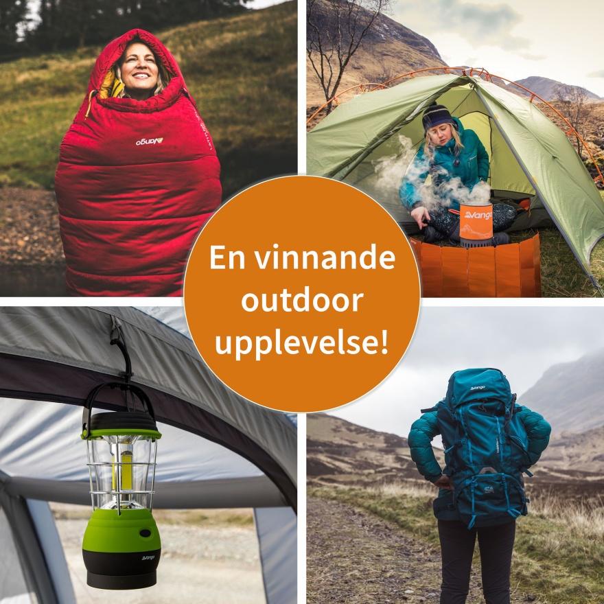 Återförsäljare av  Vango AirBeam tält & friluftsutrustning - CJ Tält & Fritid i Torup, Halland.