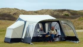 Solmarkis Living Camp-let tältvagn