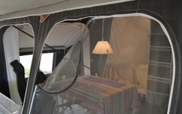 ventilationsfront Camp-Let tältvagn