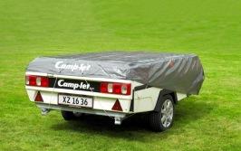 Köröverdrag Camp-let tältvagn