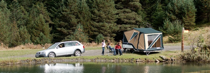 Köp eller hyr din Comanche Montana Explorer tältvagn hos C J Tält & Fritid Torup Halland