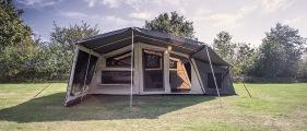 Camping påbyggnad till Campooz tältvagn