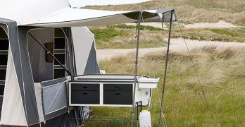 Utrustning & Tillbehör till Isabella  Camp-let tältvagnar hos CJ Tält & Fritid i Torup, Halland.