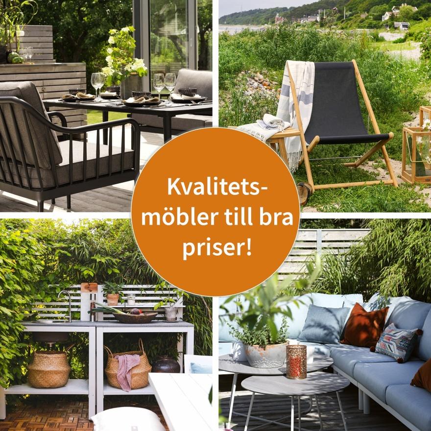 Brafab fritidsmöbler - kvalitetsmöbler till bra priser och CJ Tält & Fritid i Torup.