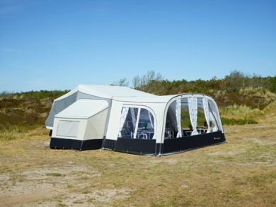 Camp-let Classic tältvagn hyra prova på