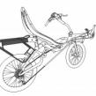 Azub bagagehållare för tvåhjulingar - Azub standard bagagehållare för tvåhjulingar