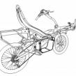 Azub bagagehållare för tvåhjulingar - Azub Super expedition carrier, för separat bruk