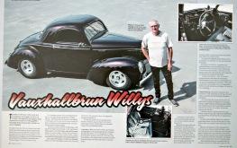 Reportage i Wheels Willys Luleå