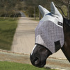 Professional's Choice Fly Mask med öron - Strl Cob