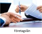 Kategori företagslån för små och medelstora företag