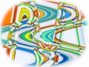 Happy road - rainbow - Gicléetryck 38x50 cm, ram 53x73 cm