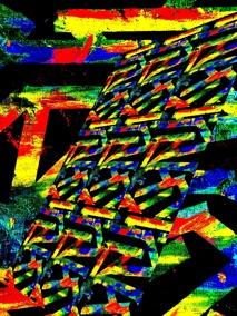 Karma - Reggae - Gicléetryck 38x50 cm, ram 53x73 cm