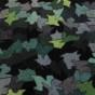 Entrématta - Lovebird - gråskala/grön - Entrématta 150x300 cm
