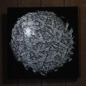 Magnet - Galleritryck 60x60 cm