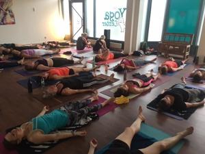 Hot Yoga i Helsingborg, Hot Yoga Helsingborg, Helsingborgs Yogacenter