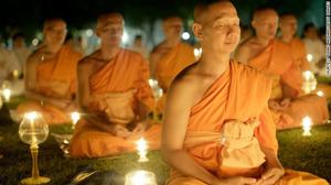 Meditationskurs i Helsingborg. Meditationskurs på Helsingborgs Yogacenter, Meditationskurs på HotYoga Helsingborg, Lär dig meditera som en munk