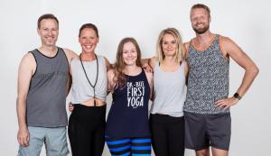 Våra härliga yoga lärare på HotYoga Helsingborg, Helsingborgs Yogacenter i Helsingborg