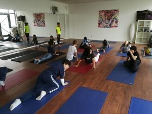 Mindfulness, yoga för ungdomar i Helsingborg på  Helsingborgs Yogacenter, HotYoga Helsingborg i Helsingborg