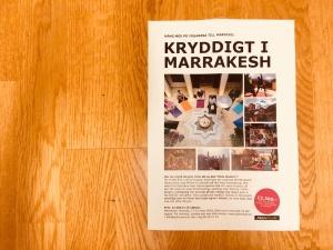 Följ med till en undrbar Yoga resa till Marrakesh