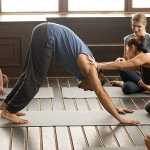 Yogalärarutbildningar i Helsingborg på HotYoga Helsingborg, Helsingborgs Yogacenter
