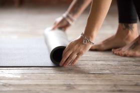 Nybörjakurs i yoga i Helsingborg på HotYoga Helsingborg, Helsingborgs Yogacenter