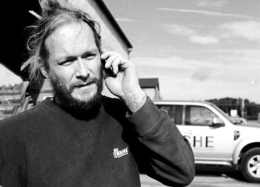 Christer Eriksson, grundare av Che ställningsmontage AB