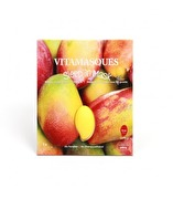 VITAMASQUES SLEEP IN 3D MASKS - MANGO ( 2 PODS) + SOOTHING