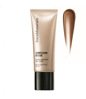 BARE MINERALS COMPLEXION RESCUE TINTED HYDRATING GEL CREAM - SIENNA -