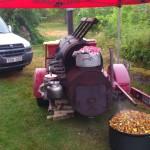 Grillning kalas
