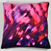 Sunset pillow cover