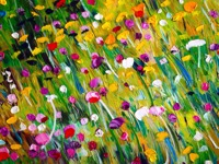 Waiting for summer: 50x70 cm, oil on canvas - Price upon request