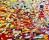 Plastic playground: 100x120 cm, oil on canvas, 2018, price upon request