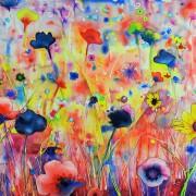 Original watercolor - Dreamy