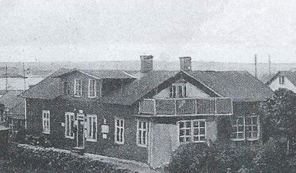 Boas 1908 Fotograf okänd.