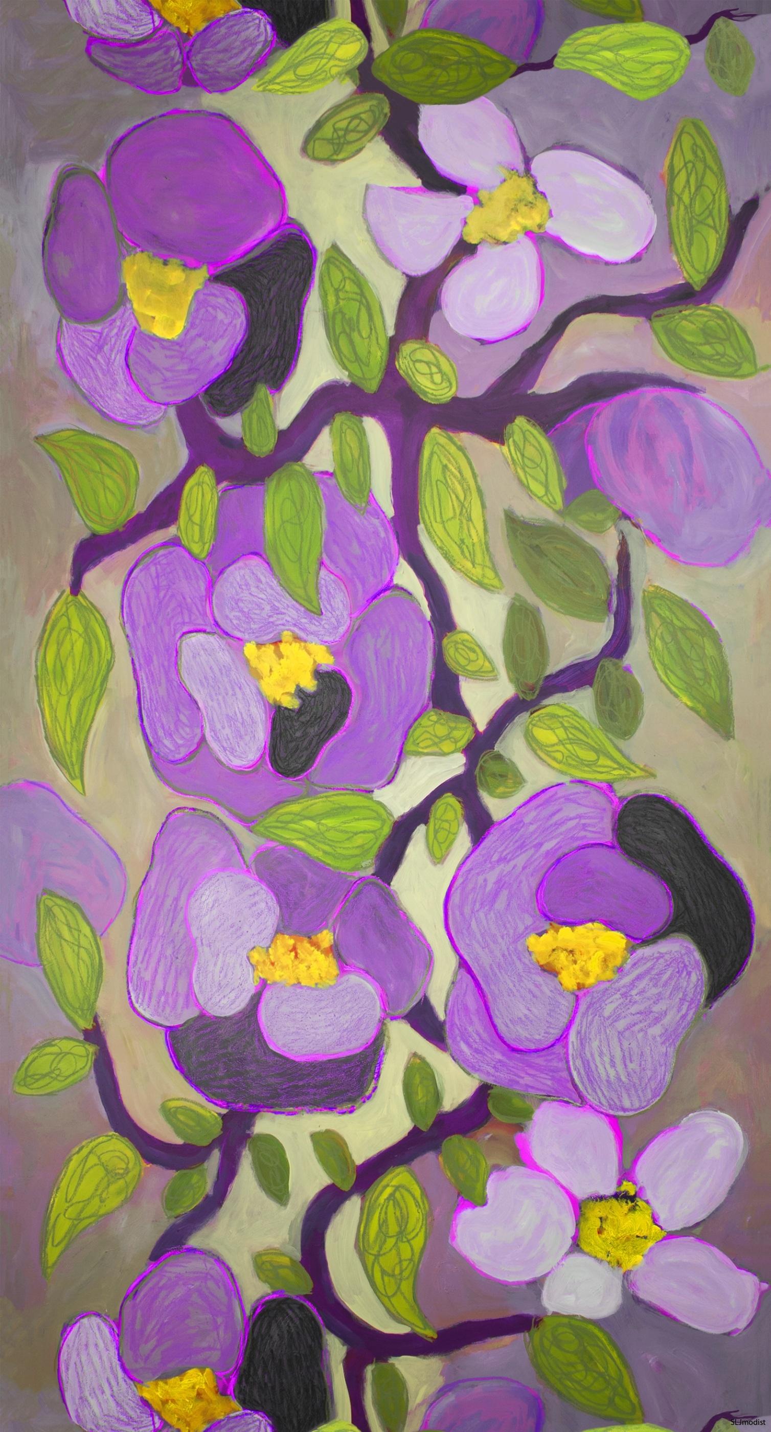 FLOWERY Lila 02