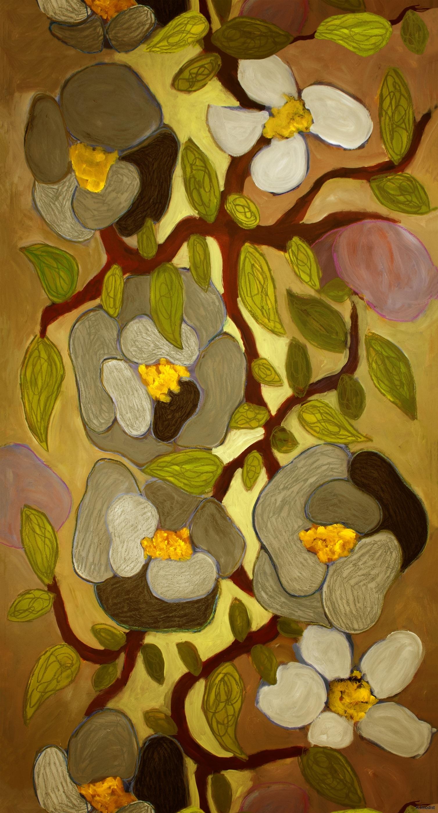 FLOWERY brun 03