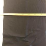 Muddtrikå svart (pris per decimeter)