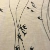 Flyttfåglar linne - flyttfåglar linne