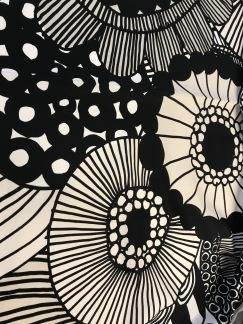 Siirtolapuutarha (pris per decimeter) - Vit, svart, grå-beige