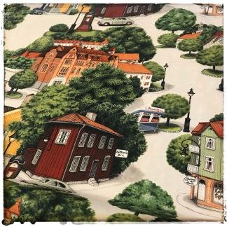 Sommarstad (pris per decimeter) - Sommarstad