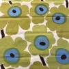 Pieni Unikko Ljusgrön & blå - Pieni Unikko  Ljusgrön & Blå