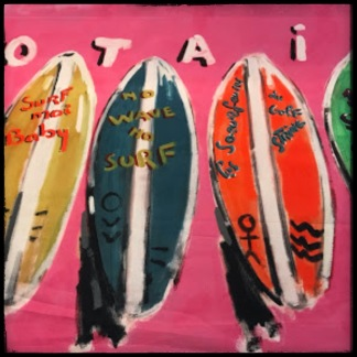 Surf-tyg (pris per rapport, en rapport 95cm)) -