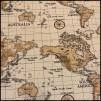 Karttyget Maps (pris per decimeter) - Maps brun