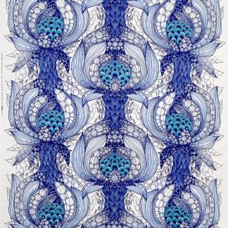 Mairo Havstulpan blå (pris/dm) - Mairo Havstulpan Blå